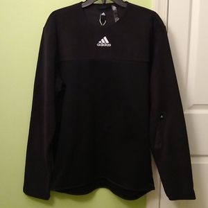 Men's Adidas fleece pullover